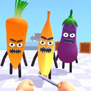 Hit Tomato 3D screen 1