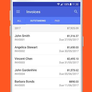 Invoice & Estimate on the Go screen 7