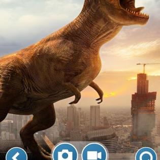 Jurassic World Alive screen 1
