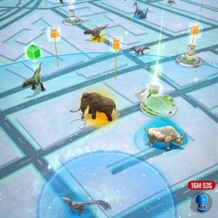 Jurassic World Alive screen 5