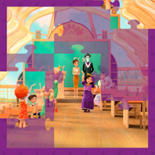 Little Tiaras: Princess games, 3D runner for girls screen 1