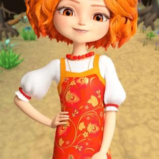 Little Tiaras: Princess games, 3D runner for girls screen 5