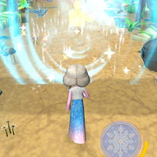 Little Tiaras: Princess games, 3D runner for girls screen 6