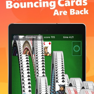 Microsoft Solitaire Collection screen 6
