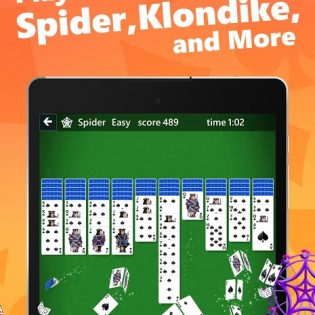 Microsoft Solitaire Collection screen 7
