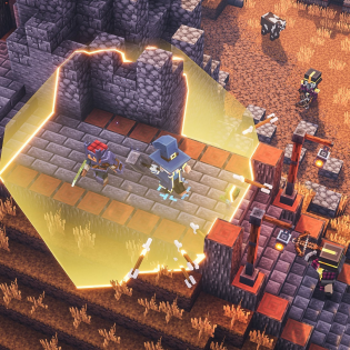 Minecraft Dungeons screen 9