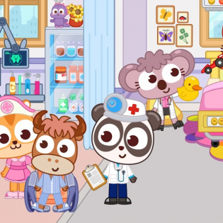 Papo Town Clinic Doctor screen 10