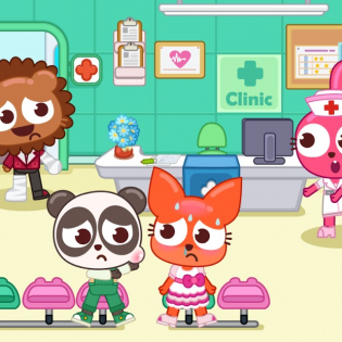 Papo Town Clinic Doctor screen 12