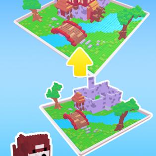 Pieces Builder screen 1