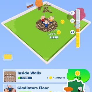 Pieces Builder screen 2