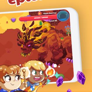 Prodigy Math Game screen 5