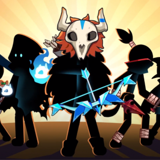 Stickdom Idle: Taptap Titan Clicker Heroes screen 3