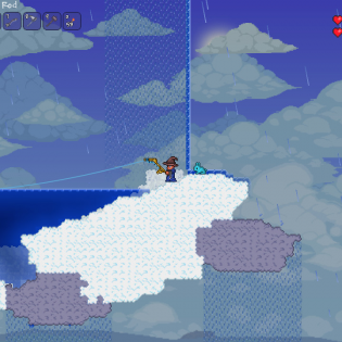 Terraria screen 4