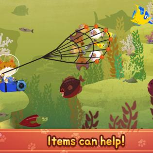The Fishercat screen 2