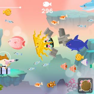 The Fishercat screen 3
