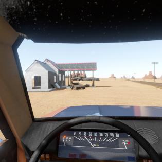 The Long Drive screen 1