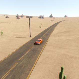The Long Drive screen 2