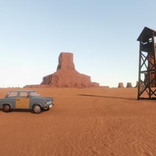 The Long Drive screen 6