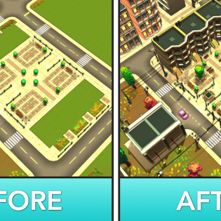 Tiny Landlord: Idle City & Town Building Simulator screen 3