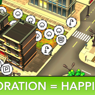 Tiny Landlord: Idle City & Town Building Simulator screen 4