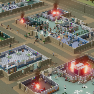 Two Point Hospital screen 1