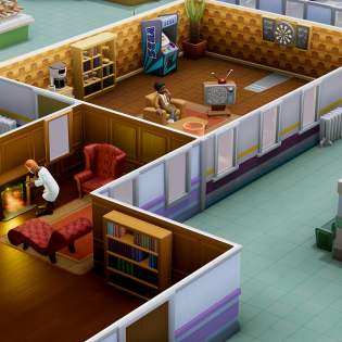 Two Point Hospital screen 10