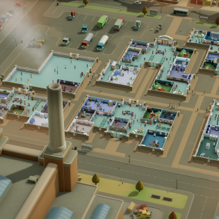 Two Point Hospital screen 5