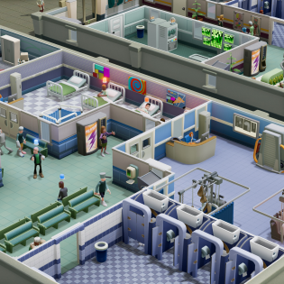 Two Point Hospital screen 7