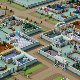 Two Point Hospital screen 9